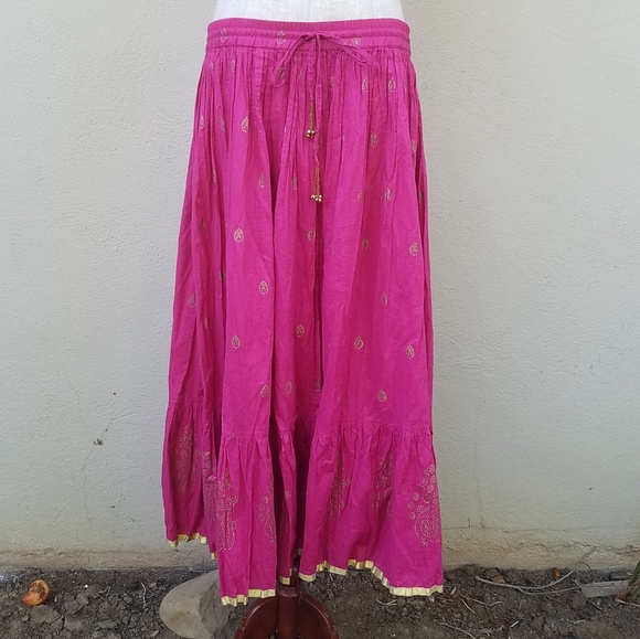 prominence Dresses & Skirts - Indian maxi skirt